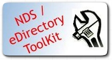 Go to NDS/eDirectory ToolKit product home page