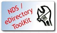 Go to NDS/eDirectory Tools product home page